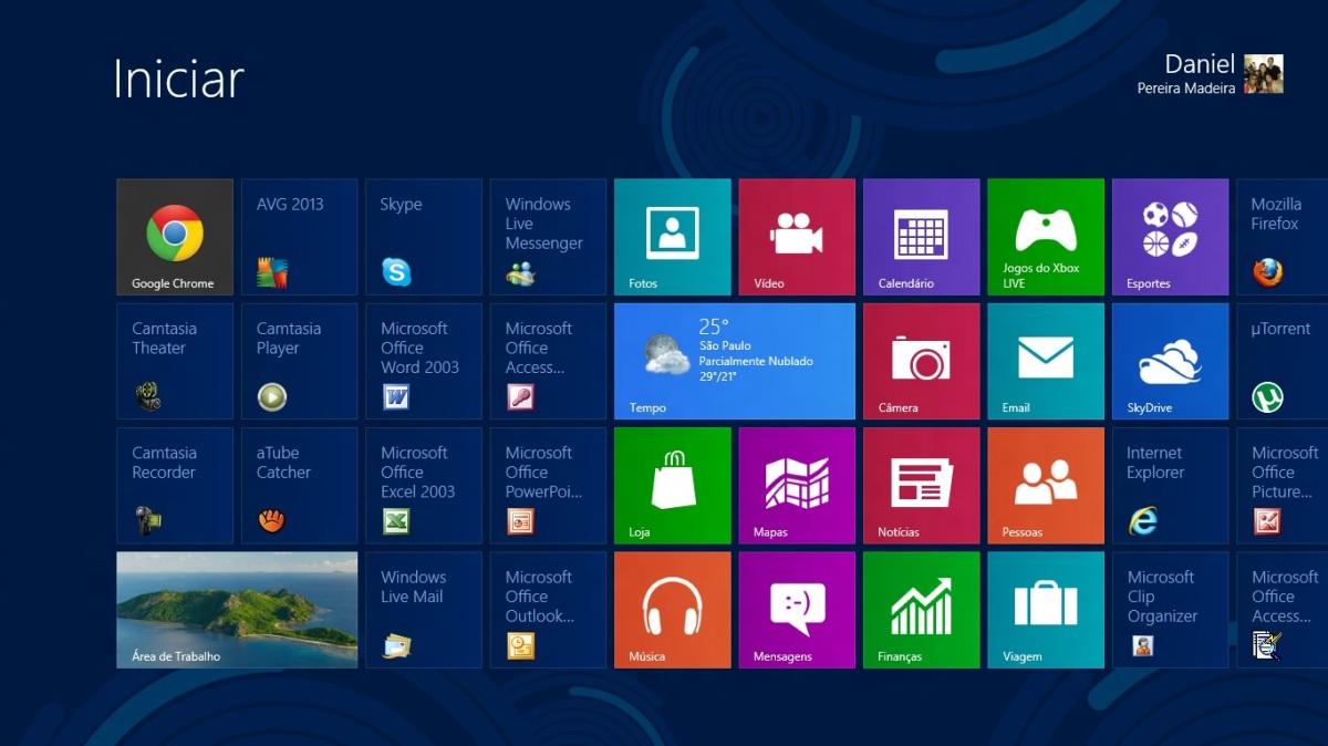 Especial Windows 8 - navegando no Windows 8 para iniciantes