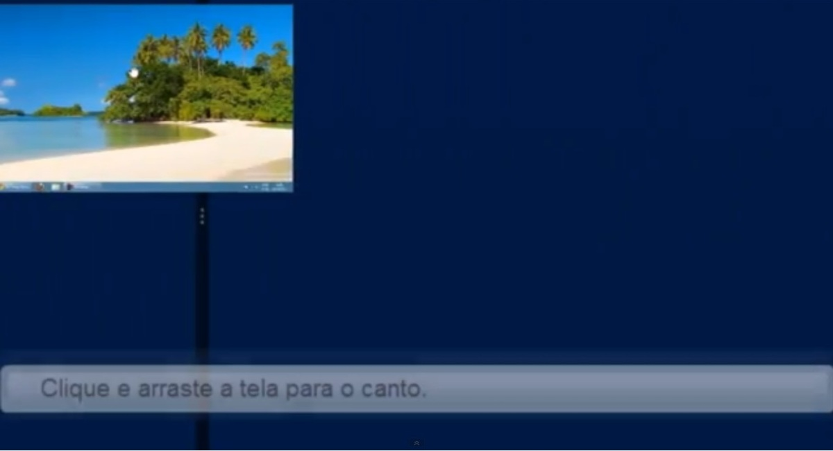 Especial Windows 8 - dividindo a tela - split screen